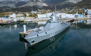 Картинка корабль, патрульный, Павел Державин