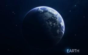 Картинка Звезды, Планета, Космос, Ягоды, Земля, Арт, Stars, Space, Art, Earth, Planet, Система, Berries, System, Солнечная …