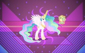 Картинка лошадь, красавица, My Little Pony