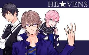 Картинка группа, арт, парни, Uta no Prince-sama, Поющие принцы