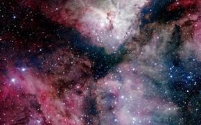 Картинка Stars, NGC 3372, Great Nebula in Carina, Eta Carinae, Eta Carinae Nebula, The Carina Nebula, …