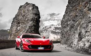 Картинка Ferrari, 2018, Superfast, 812