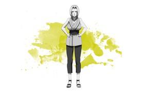 Картинка Аниме, Наруто, Naruto, Anime, Tsunade, Цунаде, Сёнэн