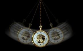 Картинка время, часы, гипноз