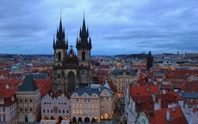 Картинка Прага, Чехия, Нове-Место, Alla Poliakova