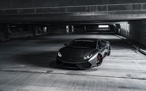 Картинка Lamborghini, Shadow, VAG, Huracan