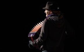 Картинка street musician, city life, Songs of Hope