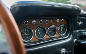 Картинка Лампочки, Приборы, Lamborghini 400GT, Датчики