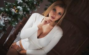 Картинка грудь, декольте, Александр Киселёв, Tanya Beautymaker