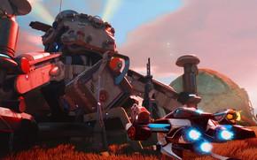 Картинка action-adventure, Битва за Атлас, Starlink, Battle for Atlas, Старлинк
