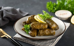 Картинка lemon, turkish cuisine, Dolma