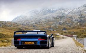 Картинка Porsche, Porsche 911, 1997, Sports car, GT1, Porsche 911 GT1