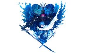 Картинка рыцарь, мечи, Mahou Shoujo Madoka Magica, Puella Magi Madoka Magica, Девочка волшебница Мадока