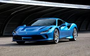 Картинка Ferrari, суперкар, 2019, Tributo, Ferrari F8