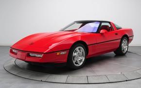 Картинка Corvette, Chevrolet, ZR1, Coupe