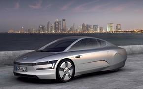 Картинка Concept, Volkswagen, Formula XL1