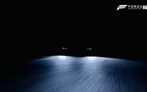 Картинка HDR, Aston, Martin, Speed, Night, Game, Vulcan, Aston Martin Vulcan, FM7, UHD, Forza Motorsport 7, …