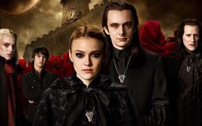 Картинка вампиры, Сумерки, Сумерки Сага Рассвет, The Twilight Saga Breaking Dawn - Part 2
