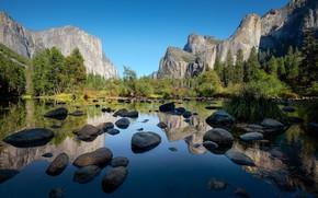 Картинка Калифорния, США, Yosemite National Park