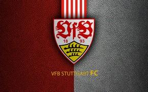 Картинка wallpaper, sport, logo, football, Bundesliga, VFB Stuttgart