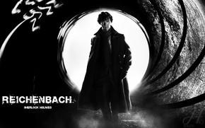 Картинка арт, мужчина, детектив, Шерлок Холмс, Sherlock, Sherlock BBC, Sherlock Holmes, Sherlock (сериал), by arkarti