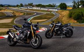 Картинка motorcycle, motorbike, 1200, 2021, speedtriple, triumph speed tripple