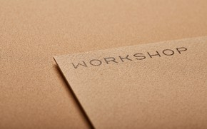 Картинка надпись, тень, угол, материал, Workshop