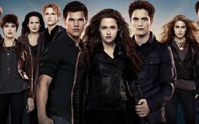 Картинка семья, вампиры, персонажи, Сумерки Сага Рассвет, The Twilight Saga Breaking Dawn - Part 2