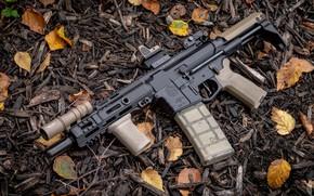 Картинка оружие, винтовка, weapon, custom, м16, ar-15, assault rifle, m16, assault Rifle, ар-15, ар 15, ar …