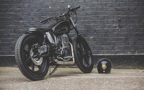 Картинка Yamaha, Bike, Bobber, Yamaha SR500