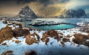 Картинка Reine, Nordland Fylke, Norge
