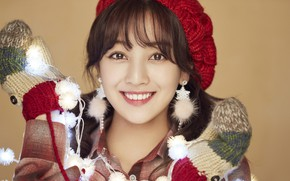 Картинка Girl, Music, Kpop, Twice, Jihyo, Merry and Happy