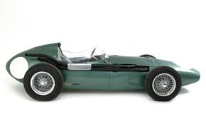 Картинка Aston Martin, Спицы, Formula 1, 1959, Classic car, Sports car, Aston Martin DBR4