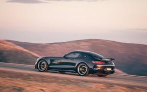 Картинка Mercedes-Benz, скорость, AMG, AU-spec, GT R, 2019
