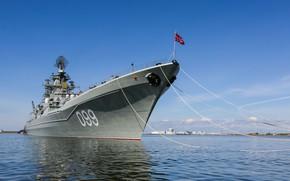 Картинка Крейсер, ВМФ России, Проект 1144.2 «Орлан»