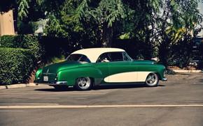 Картинка Chevrolet, Bel Air, Tuning, Classic car