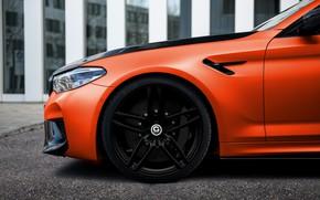 Картинка колесо, BMW, G-Power, BMW M5, 2020, M5, F90, G5M Hurricane RS