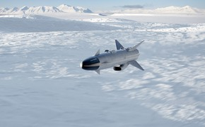 Картинка Ракета, SAAB, ВВС Швеции, ПКР, ПКР RBS-15 (Robotsystem 15)