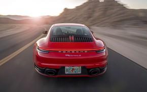 Картинка 911, Porsche, Порше, Porsche 911 Carrera S, Carrera S, 2020