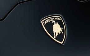 Картинка логотип, Lamborghini, Lamborghini Huracan Performante