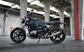 Картинка Мотоцикл, байк, BMW R, nine T