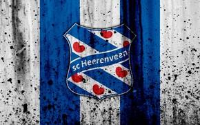 Картинка wallpaper, sport, logo, football, Eredivisie, Heerenveen