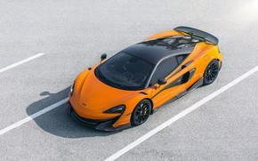 Картинка McLaren, суперкар, 2018, 600LT