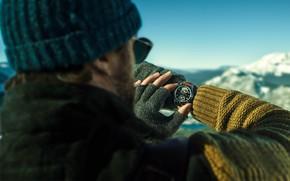Картинка часы, Монблан, Swiss Luxury Watches, Montblanc, швейцарские наручные часы класса люкс, analog watch, Montblanc 1858 …