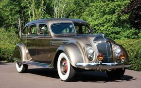 Картинка Imperial, Chrysler, Sedan, 1936, Airflow
