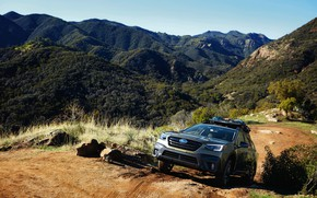 Картинка Subaru, универсал, Outback, AWD, гористая местность, 2020