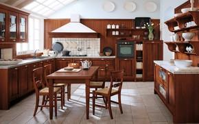 Картинка дизайн, интерьер, кухня, столовая