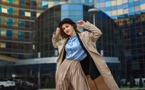 Картинка поза, девушка, Aleksa, Dmitry Medved, модель