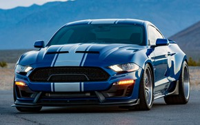 Картинка Shelby, 2018, Widebody, Super Snake, 2018 Shelby Super Snake Widebody