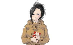 Картинка девушка, Boku No Hero Academia, Моя Геройская Академия, Яойрозу Момо